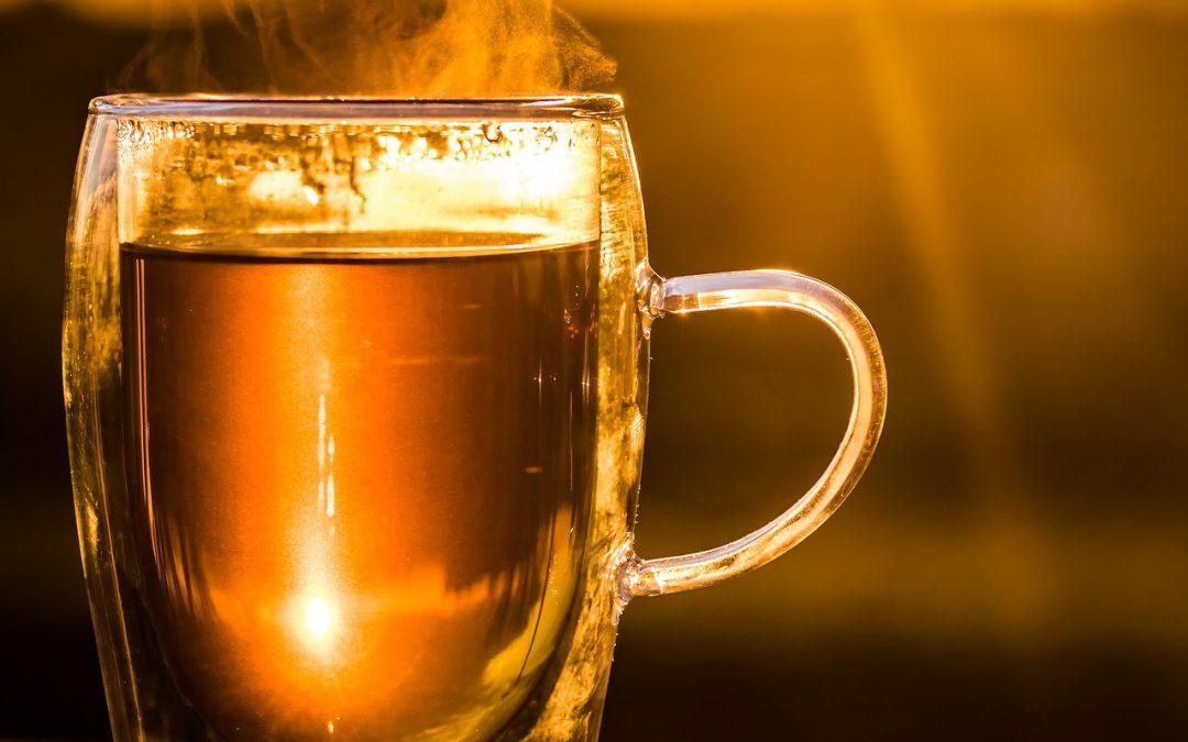 thee rust ontspannen genieten