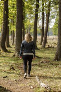 wandeling meditatie