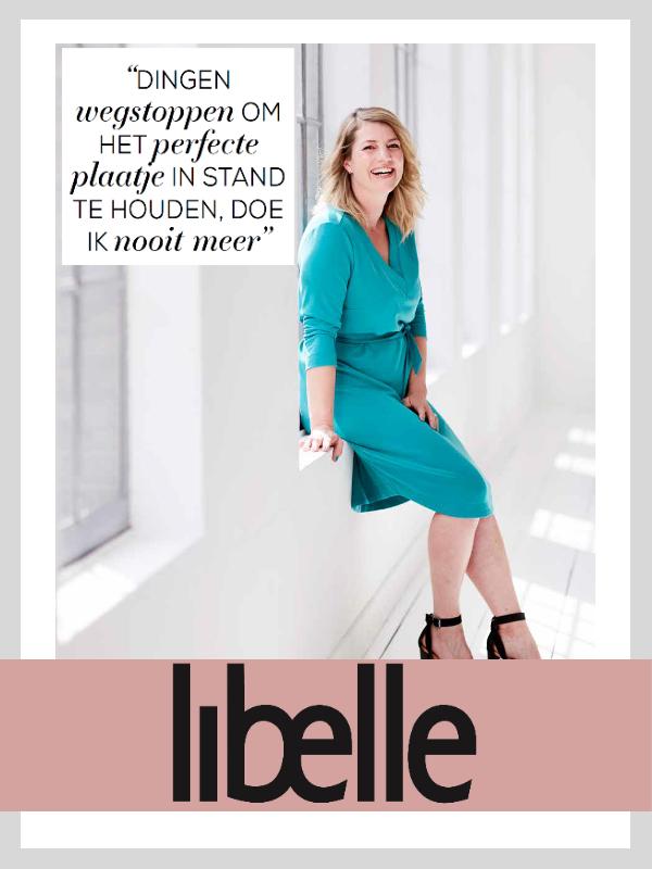 Artikel over hoe ik bedrogen werd en voor mezelf koos en gelukkiger werd dan ooit in Libelle